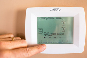 A programmable thermostat for your New York home