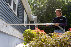Blown-in Insulation in Canandaigua